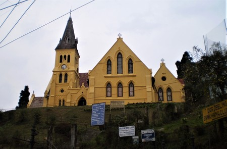 St. Andrew's Church Darjeeling