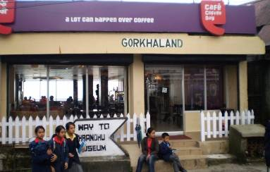 Cafe Coffee Day, Darjeeling