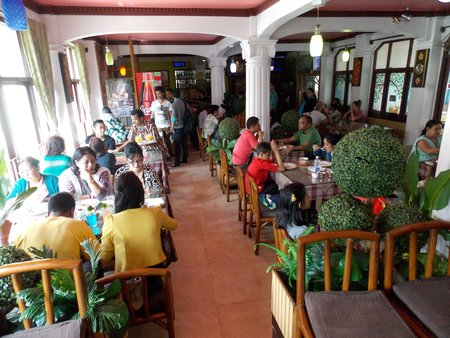 The Park Restaurant, Darjeeling