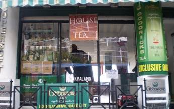 House of Tea, Darjeeling
