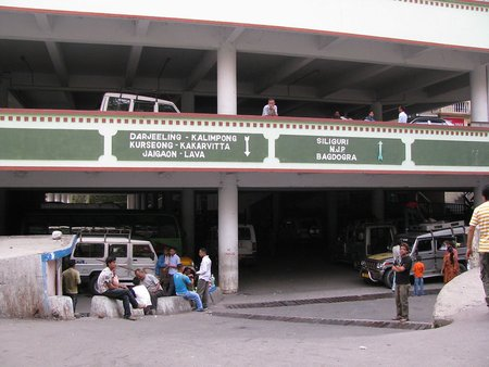 Mainline Deorali Taxi Stand