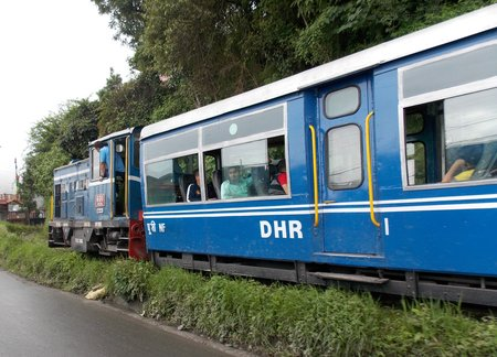 Darjeeling Toy Train Rides & Services