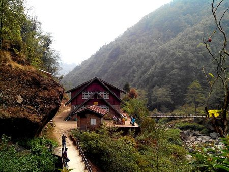 GTA Lodge Srikhola