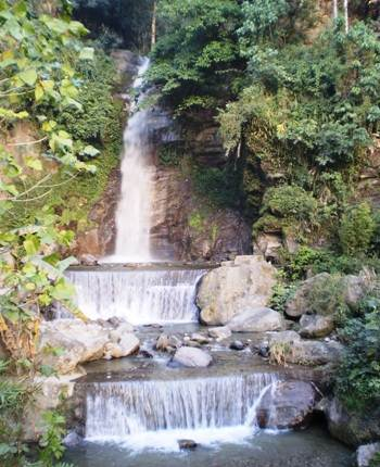 Ban Jhakri Waterfall Gangtok