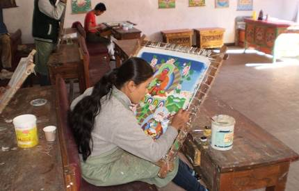 Gangtok Handicraft Center