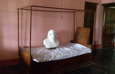Bed of Tagore