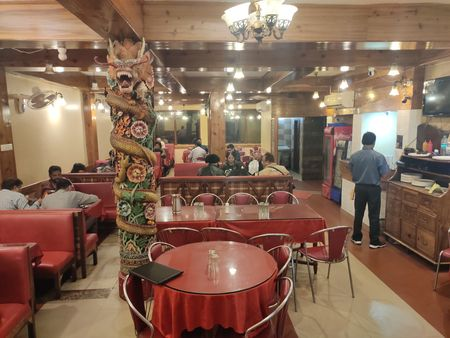 Parivar Restaurant Gangtok