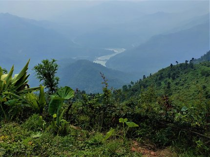 Jelepla View Point, Kalimpong