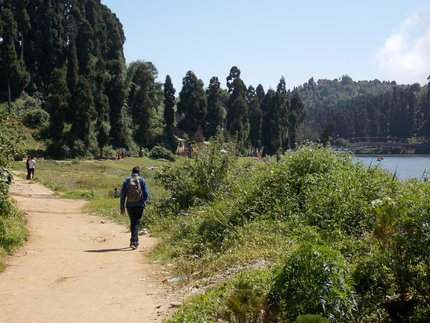 Mirik Lakeside Trail