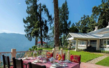 Ging Tea House Darjeeling Tea Estate Stay