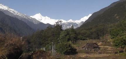 Dzongu Valley, North Sikkim